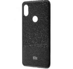 Чехол для смартфона Xiaomi Redmi S2  Label Case Leather+Shining /black