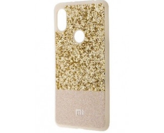 Чехол для смартфона Xiaomi Redmi S2  Label Case Leather+Shining /gold