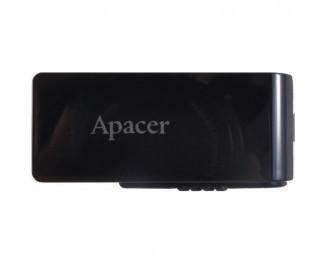 Флешка USB 3.1 16Gb Apacer AH350 Black (AP16GAH350B-1)