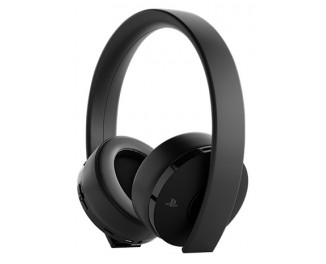 Гарнитура PlayStation Wireless Headset Gold 7.1