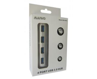 Адаптер USB > Hub  Maiwo KH002