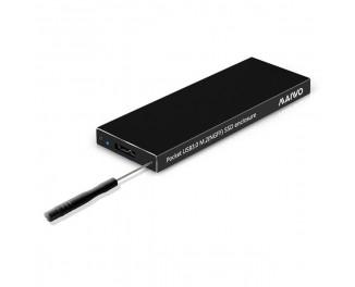 Внешний карман Maiwo K16N (M.2 SATA to USB 3.0)
