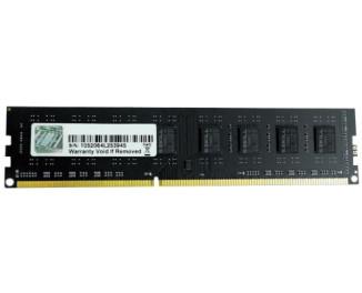 Оперативная память DDR4 8 Gb (2400 MHz) G.SKILL Value (F4-2400C17S-8GNT)