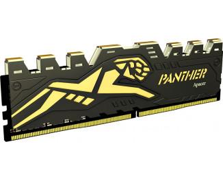 Оперативная память DDR4 8 Gb (2666 MHz) Apacer Panther Golden (K.08G2V.GEC)