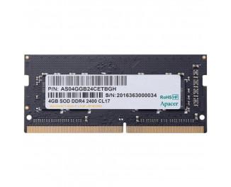 Память для ноутбука SO-DIMM DDR4 8 Gb (2400 MHz) Apacer (ES.08G2T.GFH)