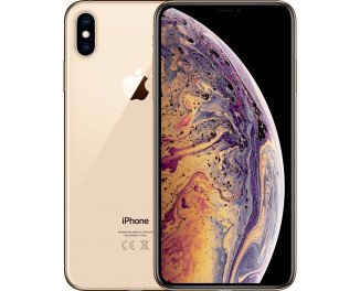 Смартфон Apple iPhone XS Max 64 Gb Gold (MT522)