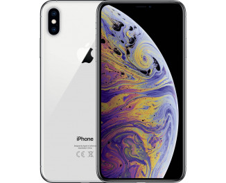 Смартфон Apple iPhone XS Max 64 Gb Silver (MT512)