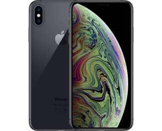 Смартфон Apple iPhone XS Max 64 Gb Space Gray (MT502)