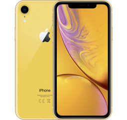 Смартфон Apple iPhone XR 64 Gb Yellow