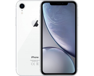 Смартфон Apple iPhone XR 64 Gb White (MRY52)