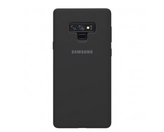 Чехол для смартфона Samsung Galaxy Note9 Original Silicone /black