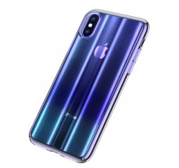 Чехол для Apple iPhone XR Baseus Aurora /blue