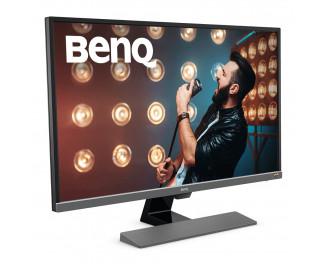 Монитор BenQ EW3270U Metallic Grey (9H.LGVLA.TSE)