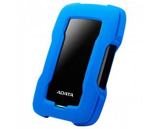 Внешний жесткий диск 1000Gb ADATA HV330 Blue (AHD330-1TU31-CBL)