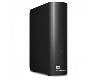 Внешний жесткий диск 10000Gb WD Elements Desktop (WDBG0100HBK)