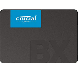 SSD накопитель 240GB Crucial BX500 (CT240BX500SSD1)