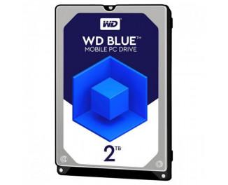Жесткий диск 2 TB WD Blue (WD20SPZX)