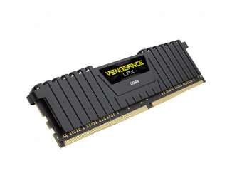 Оперативная память DDR4 8 Gb (3000 MHz) Corsair Vengeance LPX Black (CMK8GX4M1D3000C16)