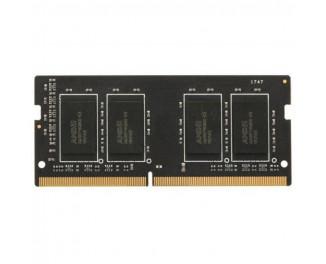 Память для ноутбука SO-DIMM DDR4 4 Gb (2400 MHz) AMD (R744G2400S1S-U)