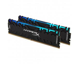 Оперативная память DDR4 16 Gb (4000 MHz) (Kit 8 Gb x 2) Kingston HyperX Predator RGB (HX440C19PB3AK2/16)