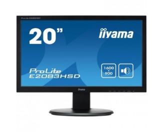 Монитор Iiyama ProLite E2083HSD-B1