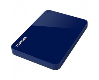 Внешний жесткий диск 1 TB Toshiba Canvio Advance Blue (HDTC910EL3AA)