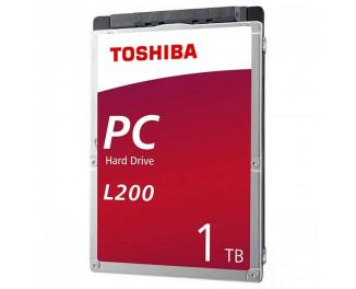 Жесткий диск 1 TB Toshiba L200 (HDWL110UZSVA)