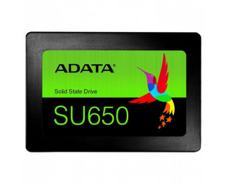 SSD накопитель 120Gb ADATA Ultimate SU650 (ASU650SS-120GT-R)