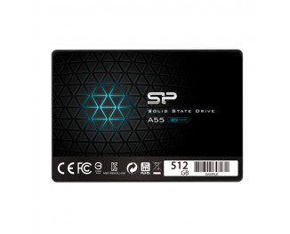 SSD накопитель 512Gb Silicon Power Ace A55 (SP512GBSS3A55S25)