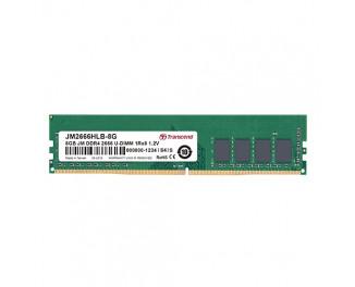 Оперативная память DDR4 8 Gb (2666 MHz) Transcend JetRam (JM2666HLB-8G)