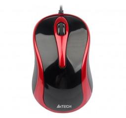 Мышь A4Tech N-350-2 Black