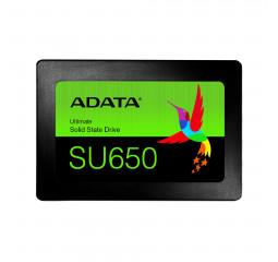 SSD накопитель 240Gb ADATA SU650 SATA 3D TLC (ASU650SS-240GT-R)