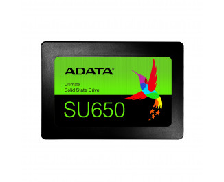 SSD накопитель 480Gb ADATA Ultimate SU650 (ASU650SS-480GT-R)