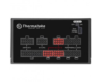 Блок питания 850W Thermaltake Toughpower Grand RGB (PS-TPG-0850FPCG EU-S)