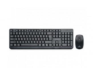 Клавиатура и мышь беспроводная REAL-EL Standard 555 Kit USB