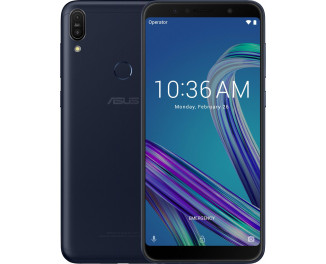 Смартфон ASUS Zenfone Max Pro (ZB602KL) 4/64Gb Black |Global|