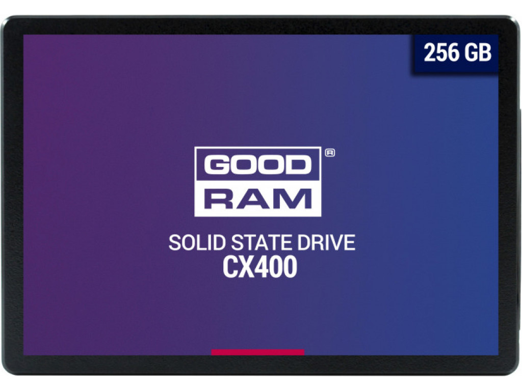 SSD накопитель 256Gb GOODRAM CX400 (SSDPR-CX400-256)