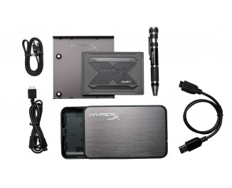 SSD накопитель 480Gb Kingston HyperX Fury RGB Upgrade Kit (SHFR200B/480G)