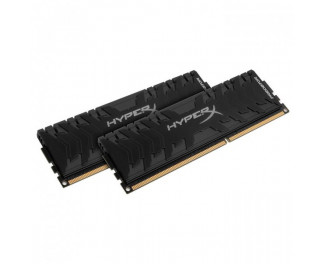 Оперативная память DDR4 32 Gb (3200 MHz) (Kit 16 Gb x 2) Kingston HyperX Predator Black (HX432C16PB3K2/32)