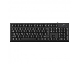 Клавиатура Genius Smart KB-100 Black UKR (31300005410)