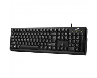 Клавиатура Genius Smart KB-100 Black UKR (31300005410)
