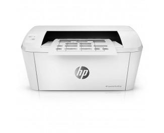 Принтер лазерный HP LaserJet Pro M15a (W2G50A)
