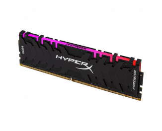 Оперативная память DDR4 8 Gb (3200 MHz) Kingston HyperX Predator RGB (HX432C16PB3A/8)