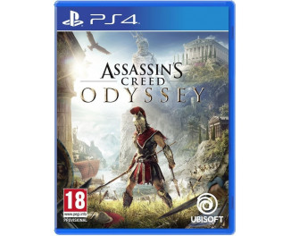 Игра PS4 Assassin's Creed Odyssey