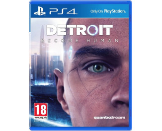 Игра PS4 Detroit Become Human