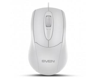Мышь Sven RX-110 White (00530084)