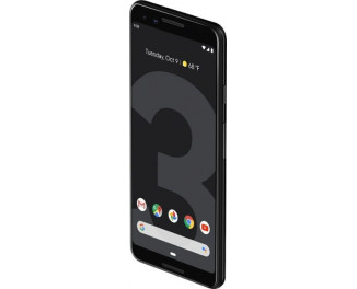 Смартфон Google Pixel 3 4/128Gb Just Black