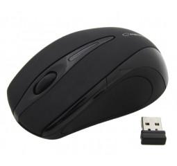 Мышь беспроводная Esperanza EM101K черная USB
