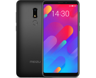 Смартфон Meizu M8 Lite 3/32Gb Black |Global|