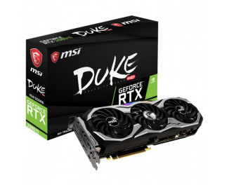Видеокарта MSI GeForce RTX 2080 Ti DUKE 11G OC